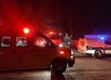 إصابة شخصان اثر شجار عنيف  بالقرب من قاعة مناسبات في باقة الغربية