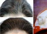 كيف تتخلصين من الشعر الأبيض منزلياً وللأبد!