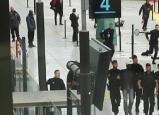 اعتقال مسلح بسكين في محطة قطارات بباريس