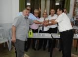 توقيع ميثاق الشرف الانتخابي