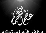 زيمر: تعزية في وفاة جلال مصري