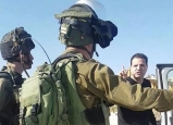 الجيش الاسرائيلي يمنع النائب ايمن عودة من دخول النبي صالح