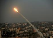 سقوط 3 صواريخ على مدينة اسدود