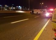 نتانيا: مصرع سيدة في حادث ضرب وهرب على شارع الشاطئ