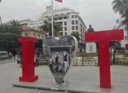مدارس تونس ترفع الأعلام الفلسطينية وتصدح بالنشيد الوطني