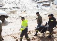 جثث سوريين تحت ثلج لبنان.. ارتفاع عدد القتلى إلى 16
