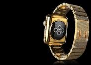 الكشف عن ساعة أبل الذهبية الأغلى ب177 ألف $