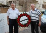 شخصان فقط في احياء ذكرى مجزرة عيلبون