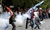 تواصل الاحتجاجات بتركيا ومقتل متظاهرين وإصابة نحو 1700