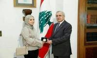 أصغر طبيبة في العالم، لاجئة فلسطينية في لبنان