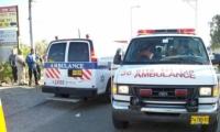 حادث طرق بالغ بالقدس وعدد من الاصابات المتفاوتة