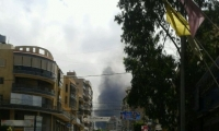 سقوط قتلى وجرحى بانفجار سيارة في بيروت