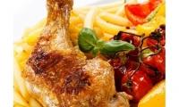 الدجاج المشوي في خلطة استثنائية