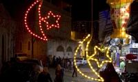 بالصور: العالم العربي يستقبل شهر رمضان المبارك