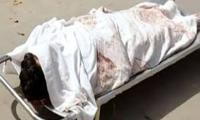صياد منتقب يقتل متهما داخل مجمع محاكم بالمنيا