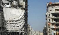 قوات الأسد تقصف حمص ونداءات استغاثة لنجدتها