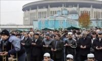 اعتقال 300 داخل مسجد بموسكو