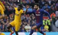 الليلة - برشلونة يلتقي اتلتيكو مدريد في قمة الدوري الاسباني