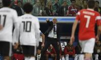 أنباء عن إقالة مدرب منتخب مصر بعد الخسارة
