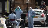 الشرطة : منفذ حادث الاصطدام في لندن من أصول عربية
