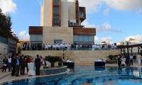 فندق في رام الله حصل على فندق خمس نجوم حسب المعايير العالمية كأول فندق فلسطيني