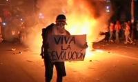 أكثر من 200 ألف متظاهر في شوارع البرازيل