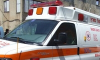 حادث دهس على شارع 40 في النقب ومصرع  امراة