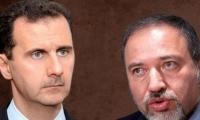 الأسد طلب موافقة اسرائيل بتأسيس دولة علوية