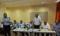 500 شرطي للقاء المرتقب: