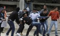 إصابة 200 فلسطيني في اشتباكات خلال ثلاثة أيام