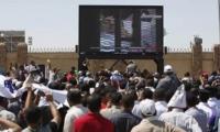 انتهاء جلسة محاكمة مبارك باقل من 10 دقائق