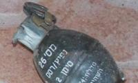 طوبا: اعتقال فتيين (15 عاما) بعد العثور على قنبلة شظايا في المدرسة الثانوية