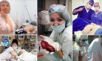 تحقيق مع ممرضة روسية