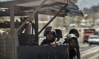 مسلحون يختطفون أكثر من 14 شخصا في شمال سيناء