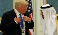 ماذا فعل ترامب بالهدايا الفاخرة التي حصل عليها من السعودية