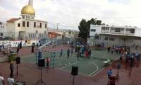 فعاليات اليوم الرياضي في مدرسة عمر بن الخطاب – بقلم نزيهه عاصي