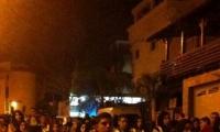 أجواء العيد في كفر برا في ليلة العيد