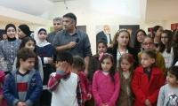 من عطر الياسمين – معرض للوحات الفنانين الأطفال و الناشئة