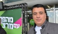 زيمر تنتخب اياد ناصر رئيسا لحزب ميرتس في القريه