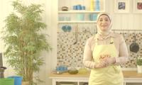 سلطة الباذنجان المشوي - مطبخ منال العالم رمضان 2015