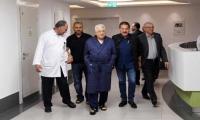 تأجيل خروج الرئيس الفلسطيني عباس من المشفى