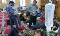 جرحى القصير: صامدون حتى سقوط الأسد