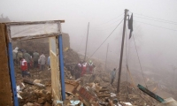 زلزال عنيف بقوة 5.9 درجة يضرب العراق وإيران