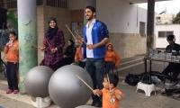 اختتام اسبوع الصحة والرياضة في مدرسة ابن خلدون