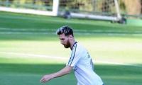 مدرب منتخب الأرجنتين يوضح حقيقة تدخل ميسي في التشكيل