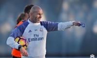 صحيفة تحدد مصير زيدان مع ريال مدريد