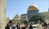 وزير الاسكان الاسرائيلي يقتحم الاقصى مع عشرات المستوطنين