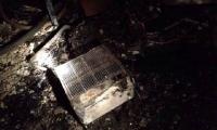 الشرطة: حريق في إحدى الشقق السكنية باللد والعثور على جثة طفل