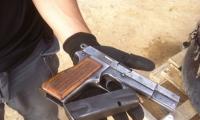 اعتقال زوجان من ابو سنان بشبهة حيازة مسدس وذخيرة