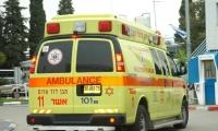 اصابة 3 اطفال من حورة بالنقب اثر تسممهم بسم فئران